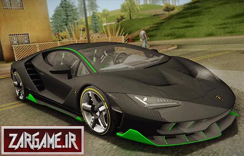دانلود ماشین لامبورگینی Centenario 2017 برای (GTA 5 (San Andreas