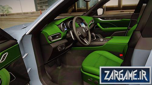 دانلود ماشین مازراتی Levante 2017 برای (GTA 5 (San Andreas