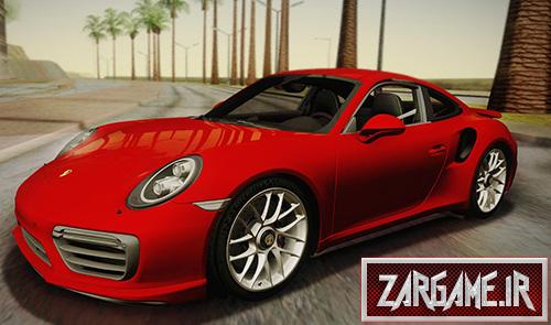 دانلود ماشین پورشه 911 Turbo S 2017 برای (GTA 5 (San Andreas
