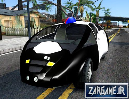 دانلود ماشین پلیس فضایی برای بازی (GTA 5 (San Andreas