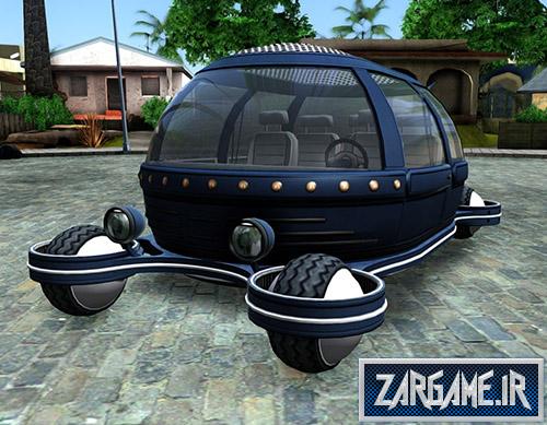 دانلود ماشین با طرح مفهومی برای (GTA 5 (San Andreas