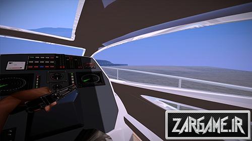 دانلود مد اول شخص برای بازی (GTA 5 (San Andreas