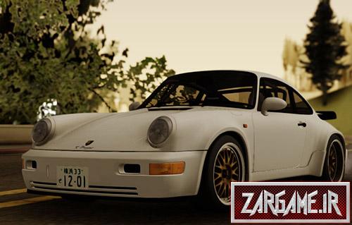 دانلود ماشین پورشه 964 Turbo برای بازی (GTA 5 (San Andreas