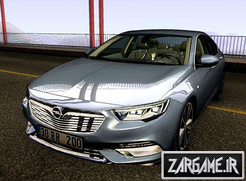 دانلود ماشین Opel Insignia 2018 برای بازی (GTA 5 (San Andreas
