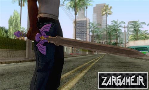دانلود شمشیر Master برای بازی (GTA 5 (San Andreas