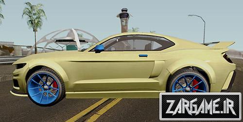 دانلود ماشین Vapid Dominator از GTA V برای بازی GTA Sa