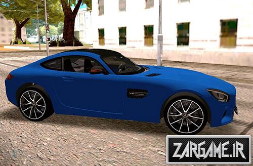 دانلود ماشین مرسدس بنز GTS برای بازی (GTA 5 (San Andreas