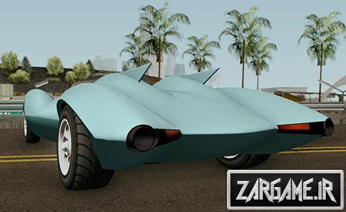 دانلود ماشین Declasse Scramjet از GTA V برای بازی (GTA 5 (San Andreas