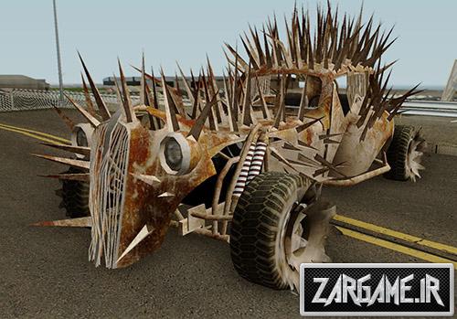 دانلود ماشین Vulture از فیلم Mad Max برای بازی (GTA 5 (San Andreas