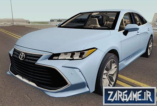 دانلود ماشین تویوتا Avalon 2019 XLE برای بازی (GTA 5 (San Andreas