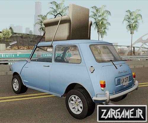 دانلود ماشین مستربین برای بازی (GTA 5 (San Andreas