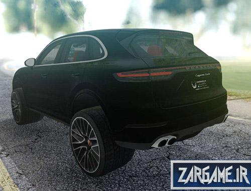 دانلود ماشین پورشه Cayenne 2019 برای بازی (GTA 5 (San Andreas