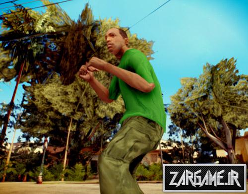 دانلود مد عکس برداری حرفه ای از بازی برای (GTA 5 (San Andreas