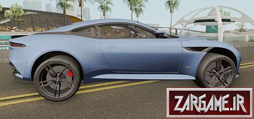 دانلود ماشین Aston Martin DBS Superleggera 2019 برای بازی (GTA 5 (San Andreas