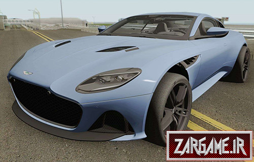 دانلود ماشین Aston Martin DBS Superleggera 2019 برای بازی (GTA 5 (San Andreas