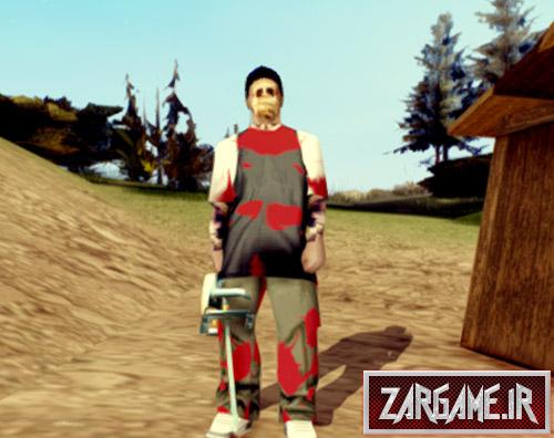 دانلود مد نبرد با قاتلین سریالی خطرناک برای بازی (GTA 5 (San Andreas