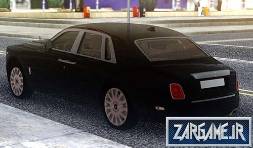 دانلود ماشین Rolls-Royce Phantom برای بازی (GTA 5 (San Andreas
