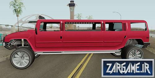 دانلود ماشین Mammoth کشیده از بازی GTA V برای بازی (GTA 5 (San Andreas