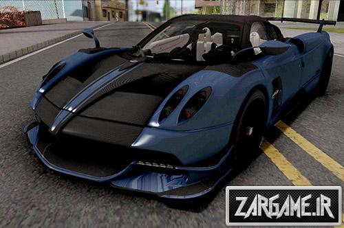 دانلود ماشین Pagani Huayra BC Roadster 2019 برای بازی (GTA 5 (San Andreas
