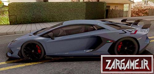 دانلود ماشین لامبورگینی اونتادور اس وی جی LP770-4 2019 برای بازی (GTA 5 (San Andreas