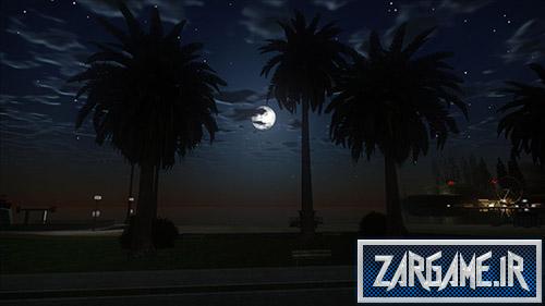 پچ افزایش گرافیک فوق العاده SA Redux برای بازی (GTA 5 (San Andreas