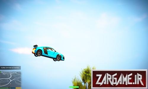 دانلود ماشین Audi R8 V10 2012 برای بازی GTA V