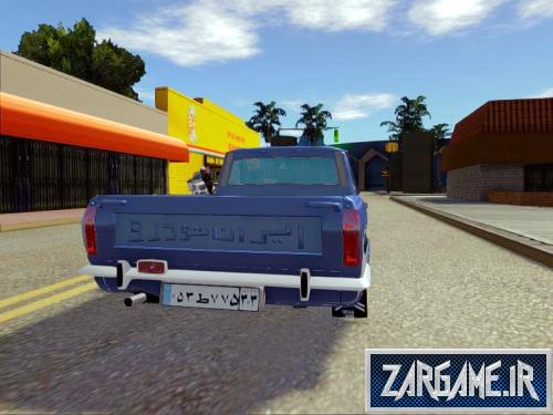 دانلود پیکان وانت اسپورت برای (GTA5 (San Andreas
