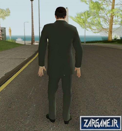 دانلود اسکین رونالدینیو برای بازی (GTA 5 (San Andreas