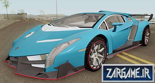 دانلود ماشین لامبورگینی Veneno 2020 برای بازی (GTA 5 (San Andreas
