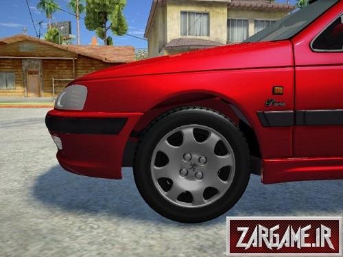 دانلود پژو پارس باکیفیت برای (GTA 5 (San Andreas