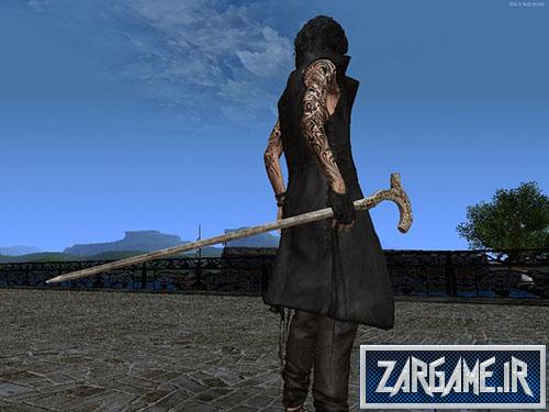 دانلود پک اسلحه های بازی Devil May Cry 5 برای بازی (GTA 5 (San Andreas