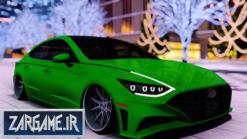 دانلود ماشین هیوندای سوناتا 2020 برای بازی (GTA 5 (San Andreas