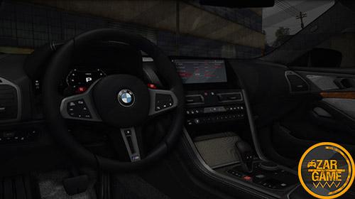 دانلود ماشین BMW M8 F92 2020 برای بازی (GTA 5 (San Andreas