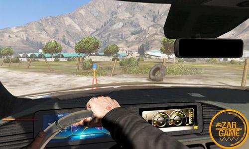دانلود ماشین Mercedes-Benz GLE 53 Coupe 2020 برای بازی GTA V