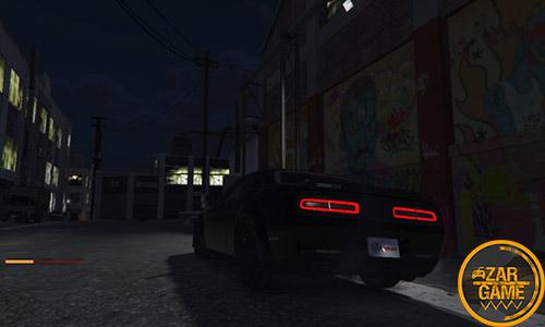 دانلود ماشین Dodge Challenger SRT Demon 2020 برای بازی GTA V