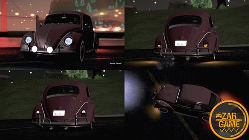دانلود ماشین کلاسیک فولکس واگن بیتل 1996 برای بازی (GTA 5 (San Andreas