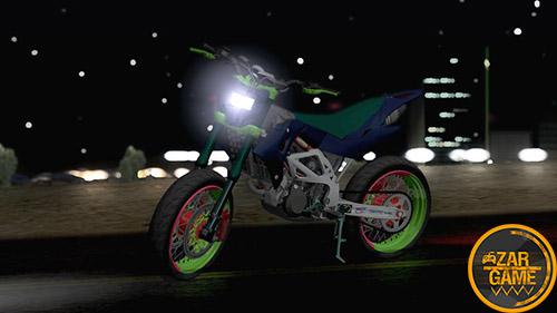 دانلود موتور APRILIA MXV 450 برای بازی (GTA 5 (San Andreas