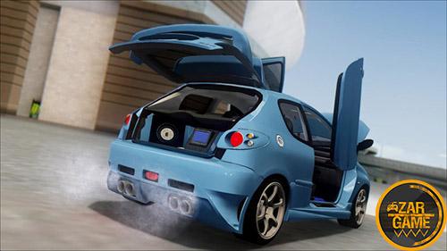 دانلود ماشین پژو 206 GTI برای بازی (GTA 5 (San Andreas