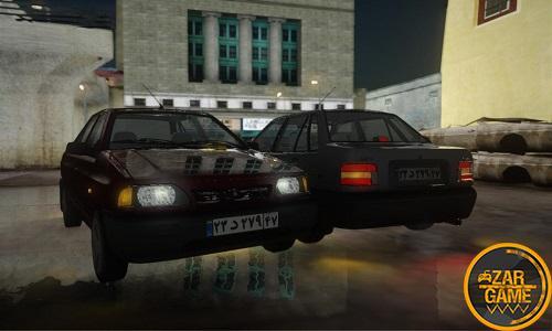 دانلود پراید 131 باکیفیت برای GTA 5 (San Andreas)