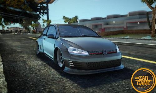 دانلود Volkswagen Golf GTI  تیونینگ برای GTA5 (San Andreas)