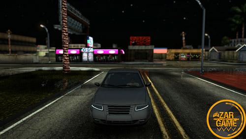 دانلود ماشین سمند سورن تیونینگ برای (GTA 5 (San Andreas