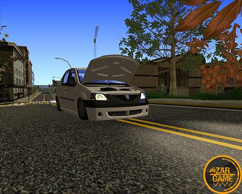 دانلود ماشین رنو ال 90 کفخواب + سیستم صوتی برای بازی (GTA 5 (San Andreas