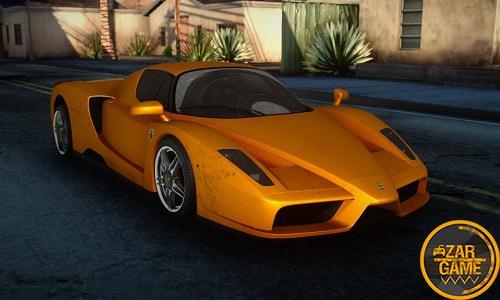 دانلود ماشین Ferrari Enzo 2002 برای بازی (GTA 5 (San Andreas