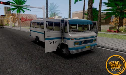 دانلود مینی بوس مرسدس بنز 608 ایرانی برای بازی (GTA 5 (San Andreas