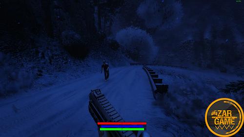 دانلود ماد A Long Winter | زمستان طولانی برای GTA V