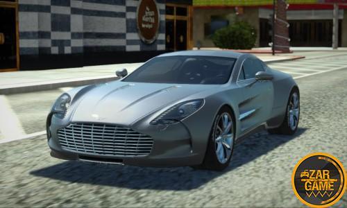 دانلود ماشین 2012 Aston Martin ONE-77 برای (GTA 5 (San Andreas