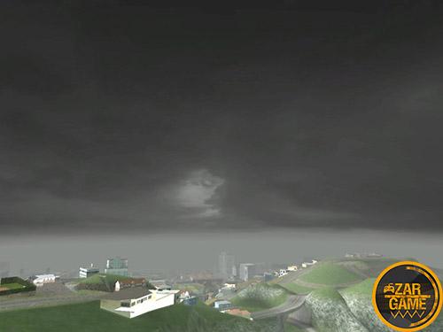دانلود مد Real Skybox v1.2 | آسمان طبیعی برای بازی (GTA 5 (San Andreas