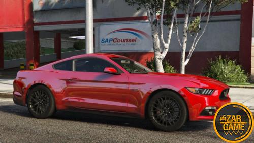 دانلود Ford Mustang GT 2015 برای GTA V