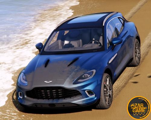 دانلود 2020 Aston Martin DBX برای GTA V