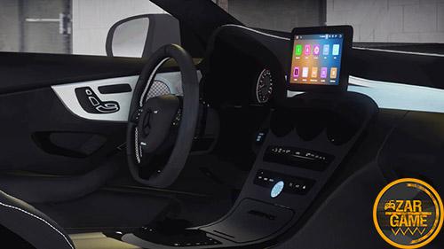 دانلود ماشین مرسدس بنز AMG Coupe Prior Design برای بازی (GTA 5 (San Andreas